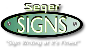 Seger Signs